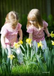 Little flower pickers