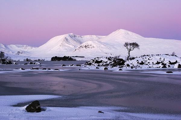 Winter Dawn by trekpete