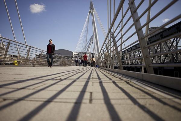 Jubilee Bridge by RupertHitchcoxLRPS