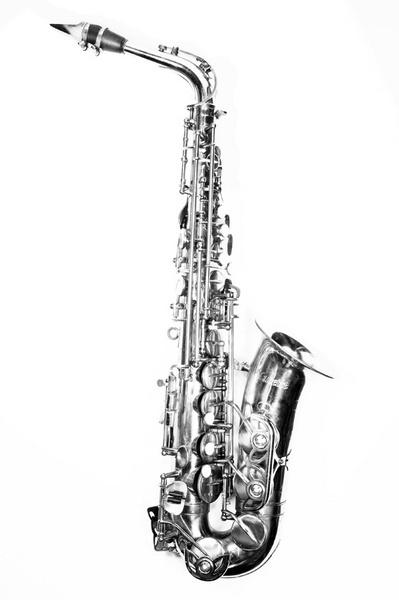 Alto Saxophone by Loudon