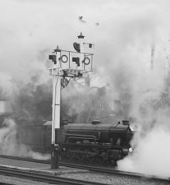 Steam and Spray