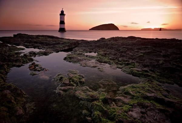 Penmon Sunrise by richard0