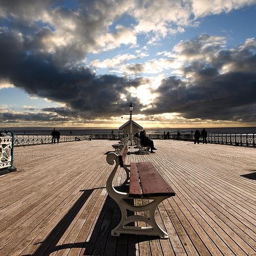 Penarth Pier by Fluke