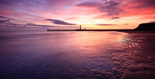 West Pier Whitby by cocky936