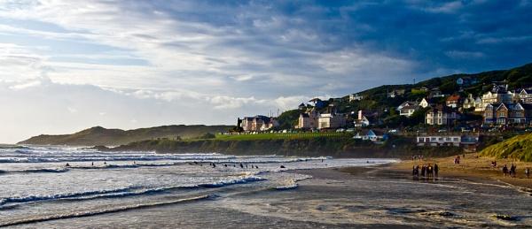 woolacombe beach devon by ashminder