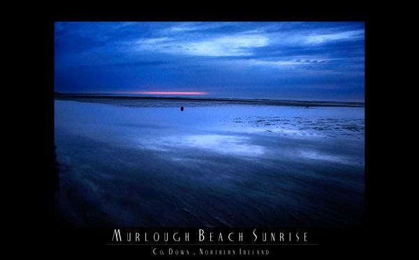 Sunrise on Murlough Beach by markey075