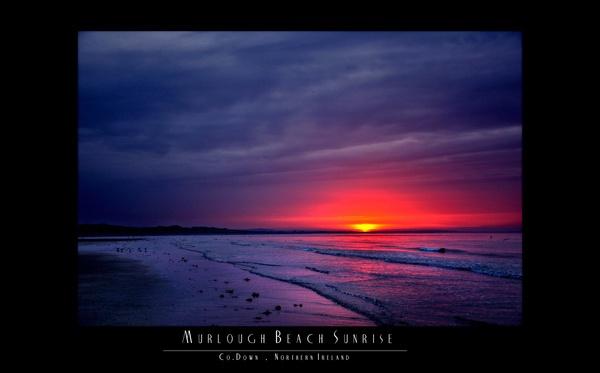Murlough Sunrise by markey075