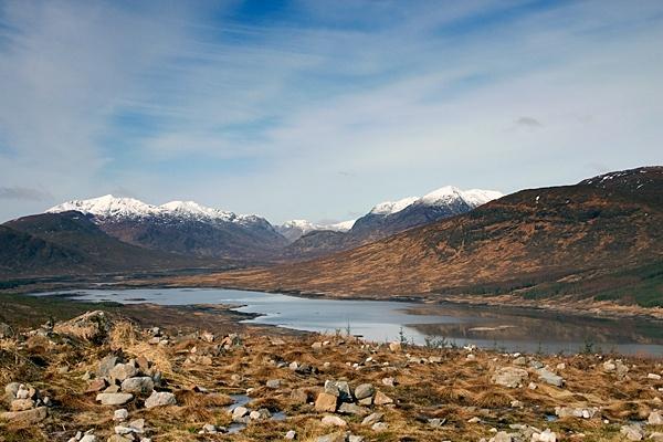 highland scene 2 by geosami
