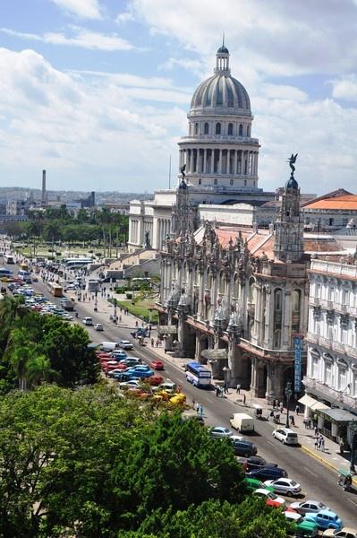 Havana sky by Wallybazoom