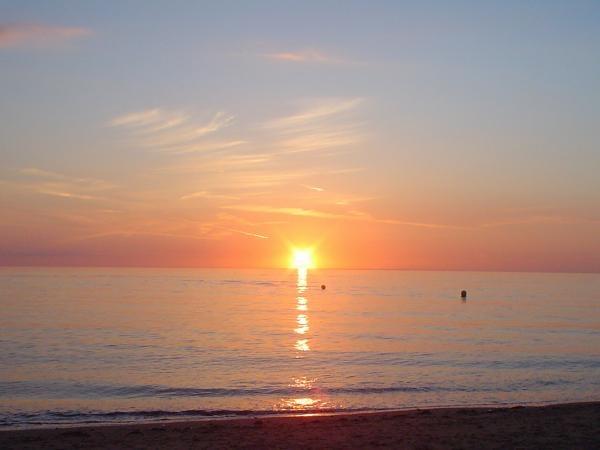Heacham Sunset by 213hardy