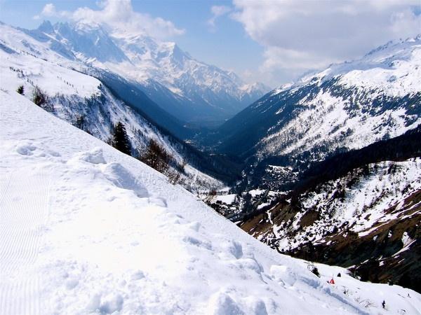 Chamonix Valley-Haute Savoie by PaulLiley