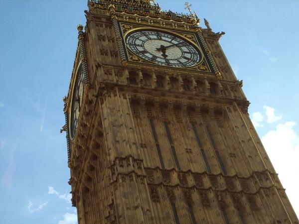 Big Ben by miss_v