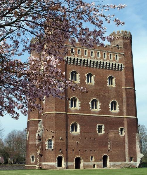 The Spring Castle by Rikeard