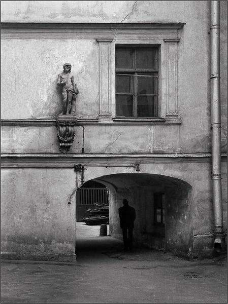 Lonely by IgorDrankin