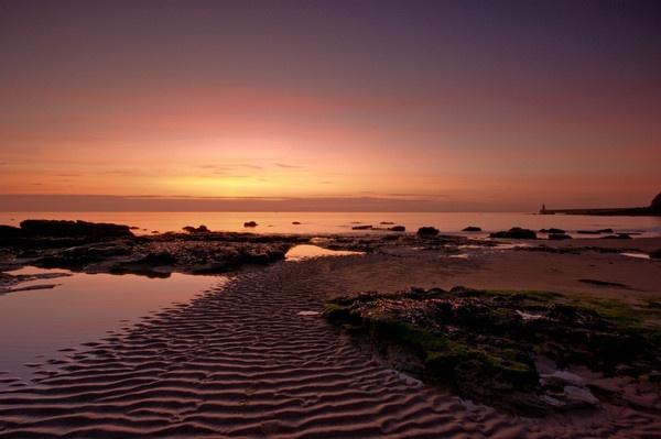 King Edwards Bay, Tynemouth by stevec85