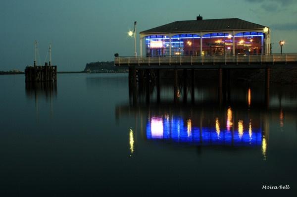 Bosphorus, Cardiff Bay by moe_101