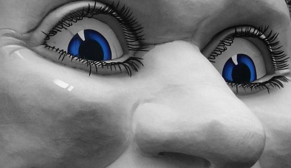 Nightmare eyes by StevenBest
