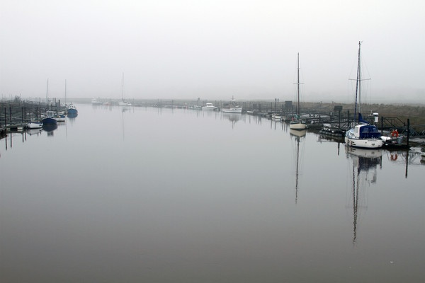 Southwold Harbour by Mike_b