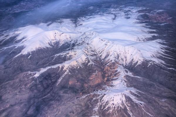 Snowy Peaks by ComfortablyNumb