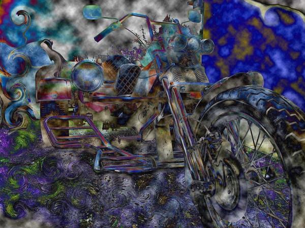 Whacky Trike by taylortopcat