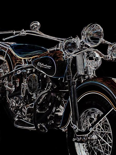Noen Harley by taylortopcat