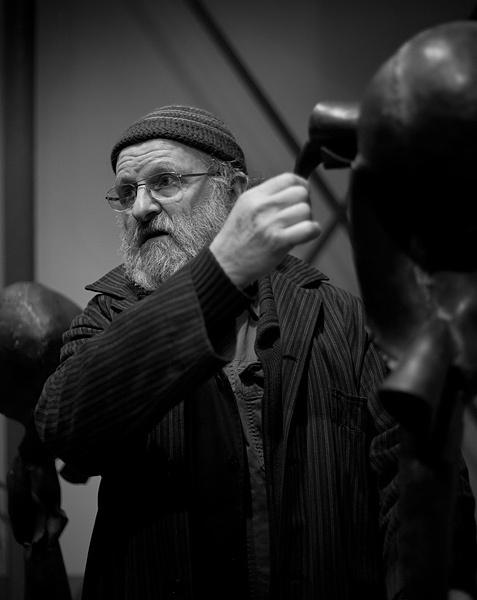 The sculptor by paul_indigo