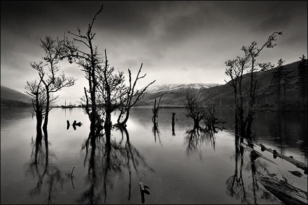 Loch Lochy by brm