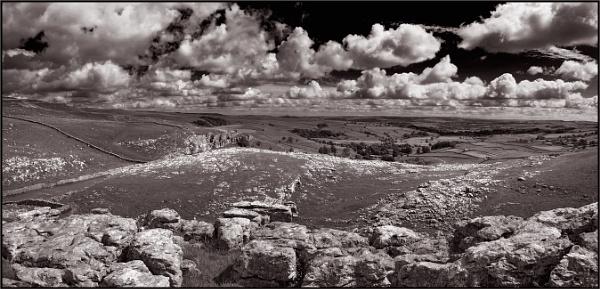 Malham Dale by Brewster