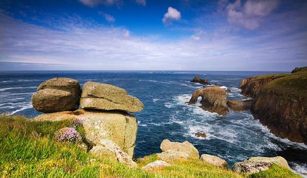 Carn Cheer - Cornwall by DouglasLatham