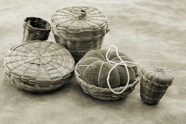 Penobscot Baskets by Joline
