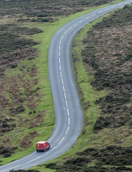Dartmoor Post by StickyW