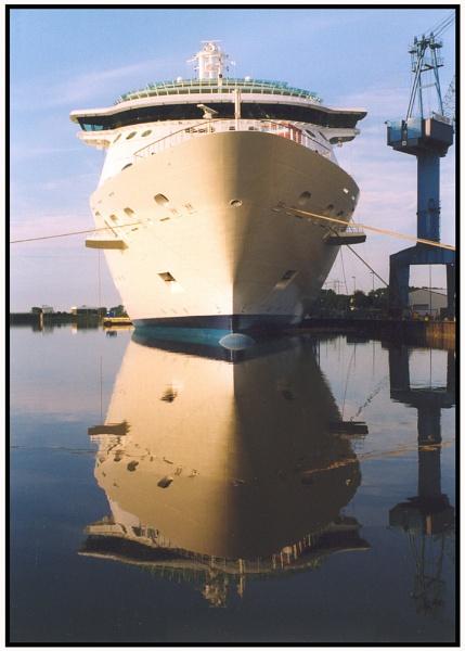 Serenade of the Seas - Papenburg by averity