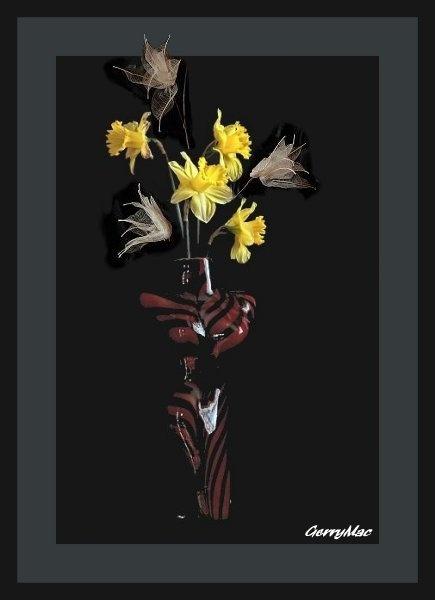 Sexy vase by gerrymac
