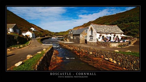 Boscastle. by sherring