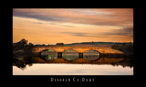 Dundrum Bridge by markey075
