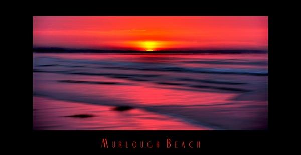 Murlough Beach Sunrise by markey075