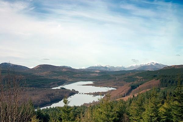 highland scene 3 by geosami