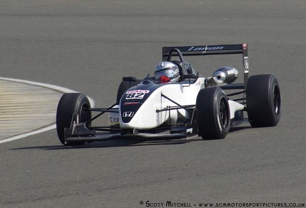 BRSCC Club Formula 3 - Dellara F304 by motorsportpictures