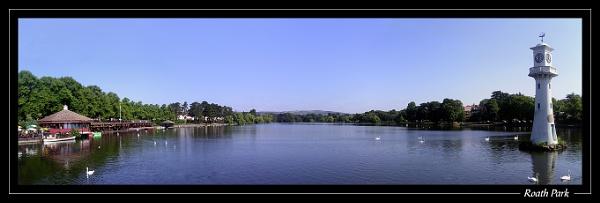 Roath Park by jjmorgan36