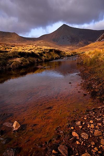 River deep Mountain high by chazcherry