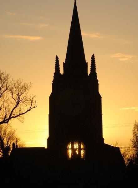 Tilney Sunset by brownbear