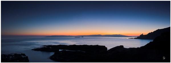 Bovisand Sunset by cdavis