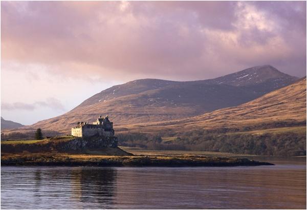 Isle of Mull by cdavis