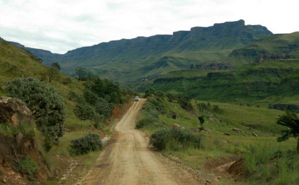 Sani Pass by doolittle