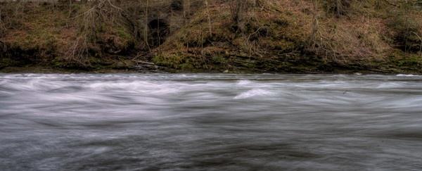 Crossford water 1 by JoanMcC