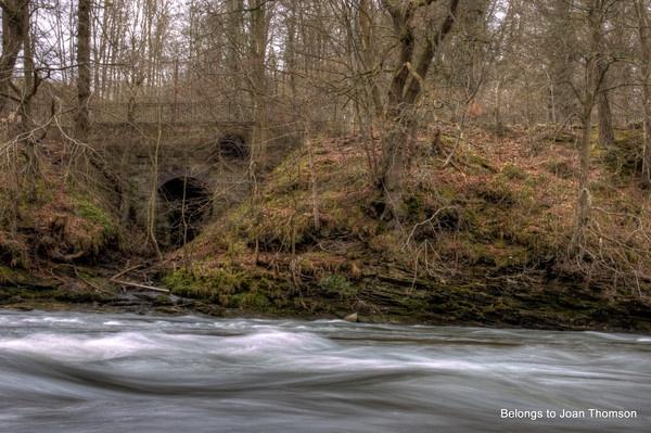 crossford water 2 by JoanMcC