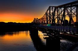 Ottawa Bridge, Canada