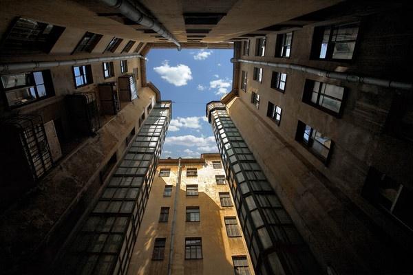 Urban sky by IgorDrankin