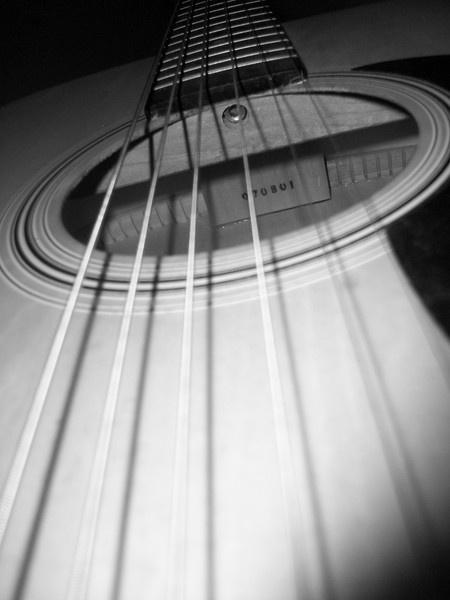 Guitar by ClareDavid
