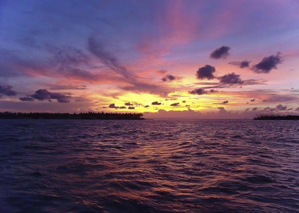 Keys Sunset by Porthos